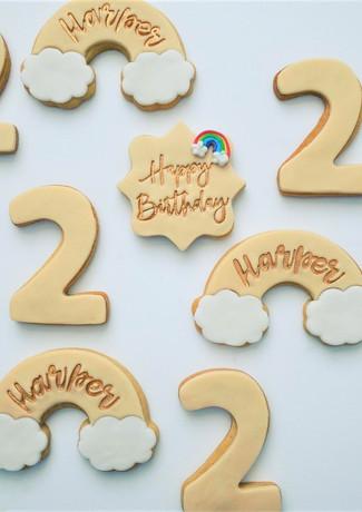Birthday Biscuit