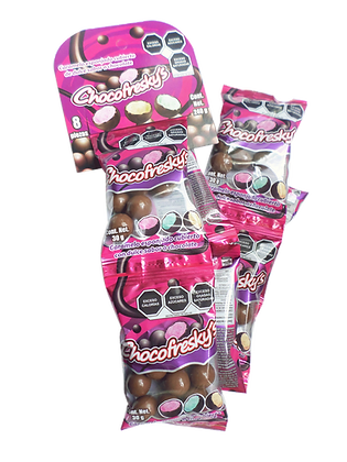 CHOCOFRESKYS TIRA 12/8 PZ 30 G
