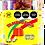 Thumbnail: TAMBORIN CUBETA CON 250 PZ