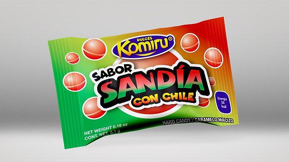 CARAMELO KOMIRU SANDIA TIRA