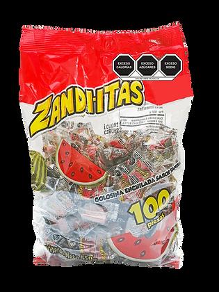 ZANDI-ITAS BOLSA DE 100 PZ
