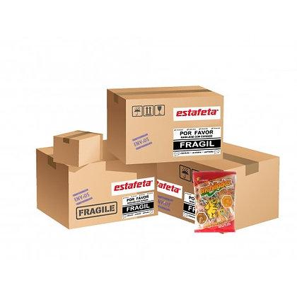 Caja enchiladas