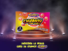 CARAMELO KOMIRU CHAMOY TIRA 60 pzs