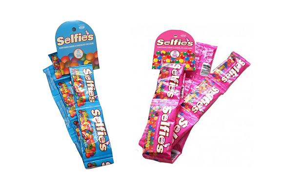 Selfies tiras