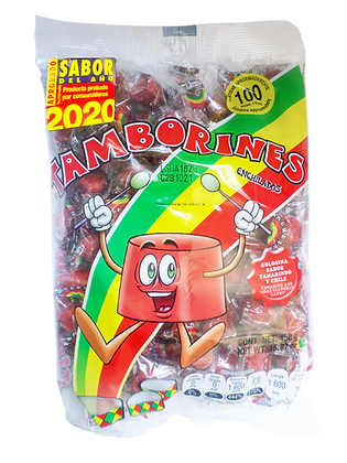 TAMBORIN BOLSA CON 100 PZ