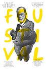 Caricature de Freud, affiche du festival du bocal