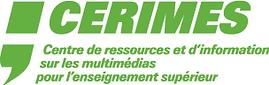 Logo vert Cerimes