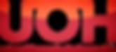 Logo UOH sur fond tansparent