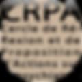 Logo CRPA. Centre de Réflexion et de Proposition d'Action Psychiatrie