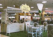 casa de té en mall el jardin tipi tea