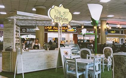 Venta de Té Mall El Jardin TippyTea