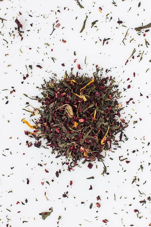 Jamaica Green Tea