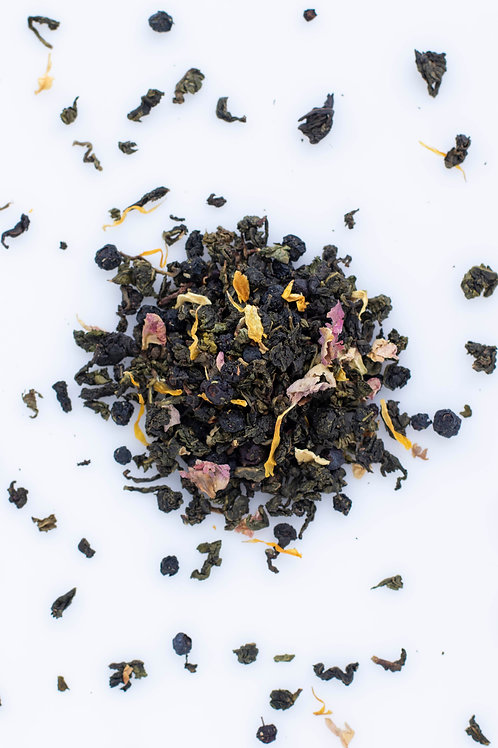 Oolong Cherry Rose