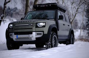 NEW Defender 2020 mit Delta rims 20""