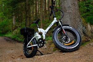 Das Hyker E-Fat Bike - Das Offroadbike für unterwegs