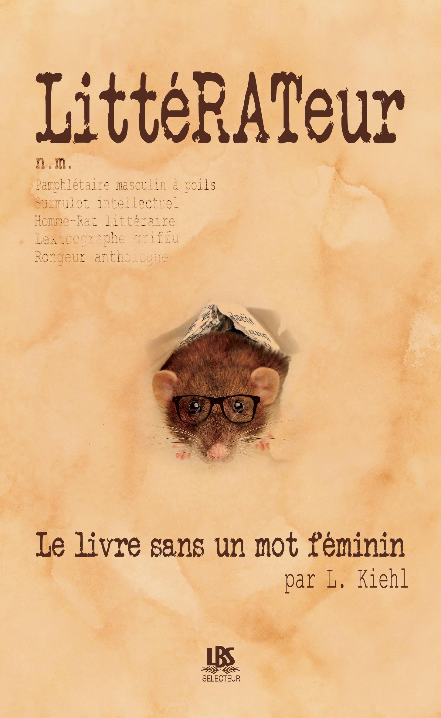 LittéRATeur - Laurence Kiehl