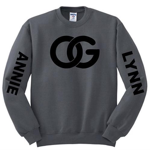 Grey/Black OG Sweatshirt