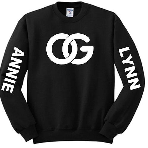 Black & White OG sweatshirt
