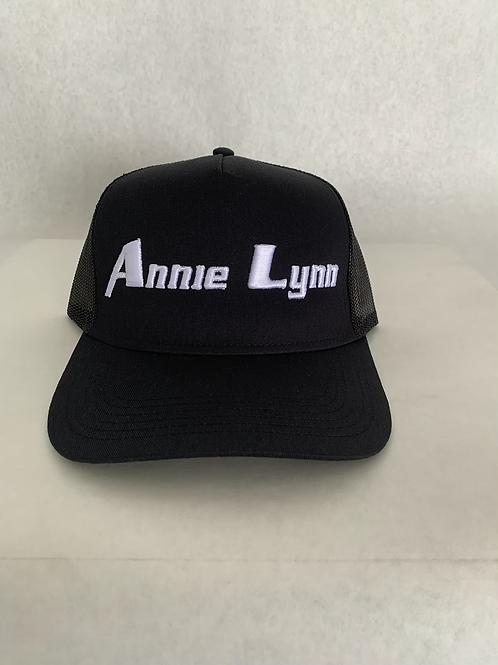 Black and white Annie Lynn Trucker