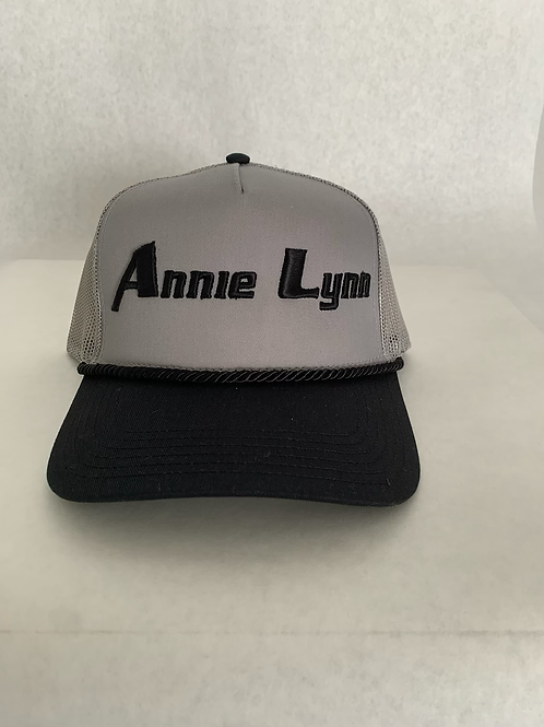 Grey and black Annie Lynn Trucker