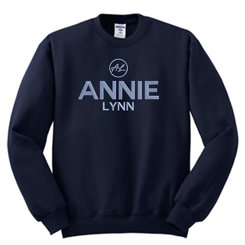 Navy Blue Annie Lynn Sweatshirt