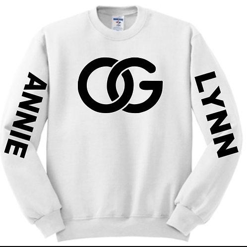 White & Black OG Sweatshirt