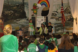 St. Patrick's Day Sing