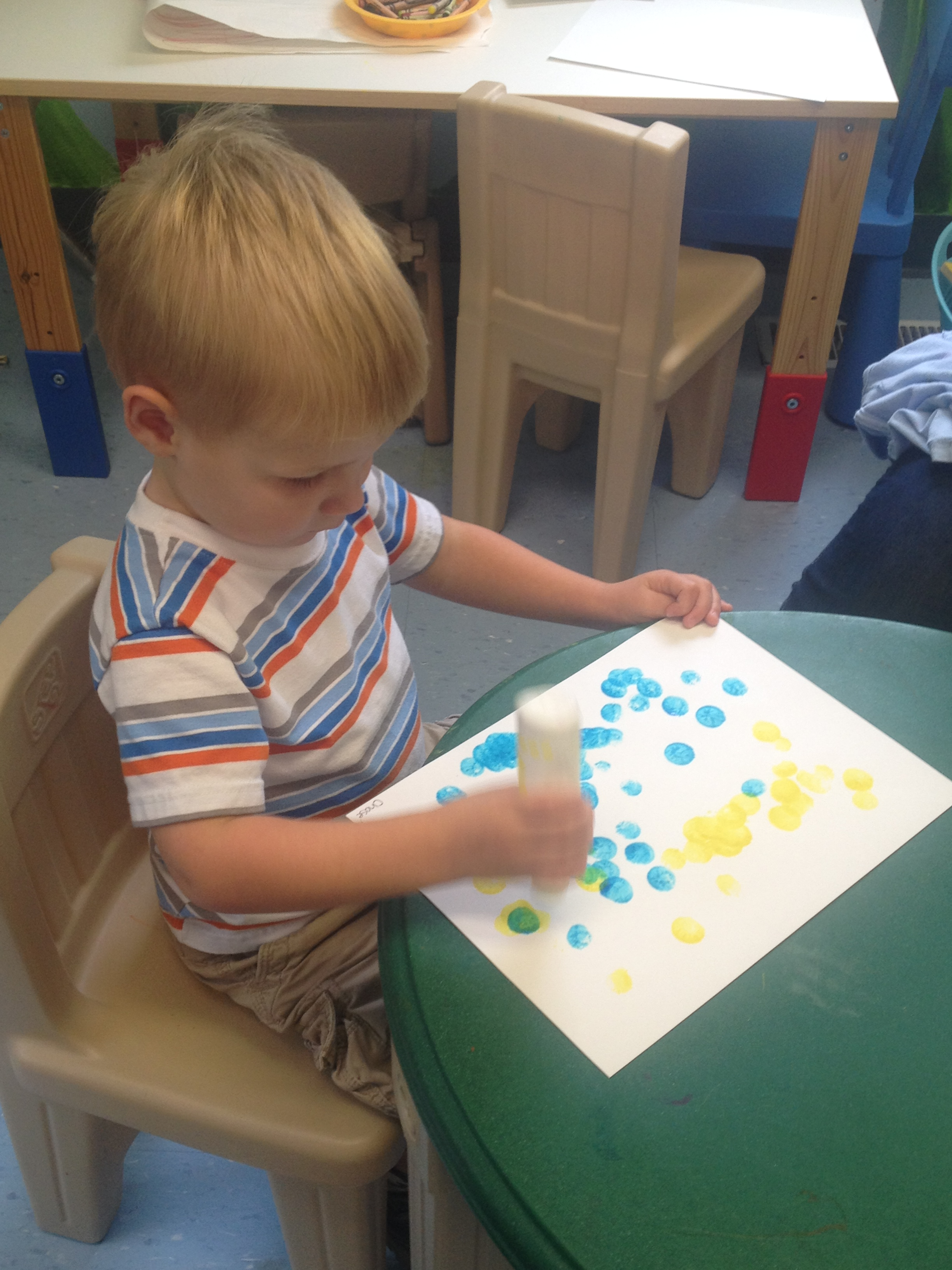 Dot Paint Fun
