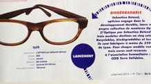 Bien Vu n°224 - Revue destinée aux professionnels de l'optique - Parution du 1er Juillet 2014