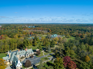 Drone-Photography-Scripps-Mansion-Michigan