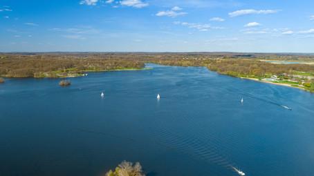 Drone-Photography-Services-Kensington-Metro-Park-Michigan