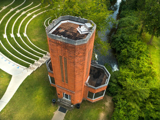 Drone-Videography-Services-Henry-Ford-Powerhouse