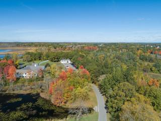 Drone-Photography-Guest-House-Scripps-Bridge-Michigan