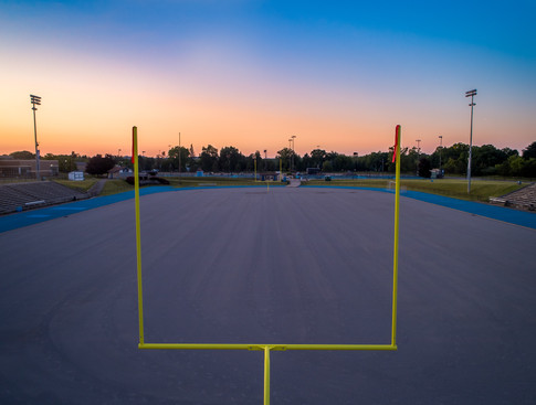 Aerial-Photography-Football-Field-Construction#2