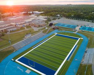 Aerial-Photography-New-Football-Field-Tu