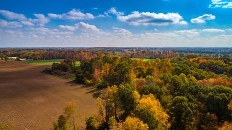 Michigan-Fall-Aerial-Photography