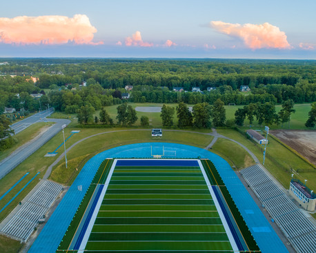 Aerial-Photography-New-Turf-Football-Field