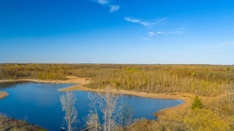 Alderman-Lake-Aerial-Photography-Michigan
