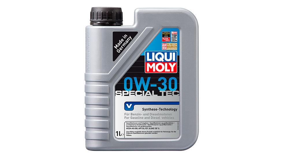 НС-синтетическое моторное масло Special Tec V 0W-30 1л