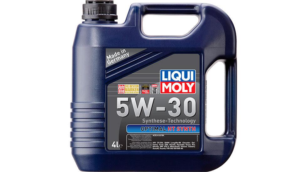 НС-синтетическое моторное масло Optimal HT Synth 5W-30 4л