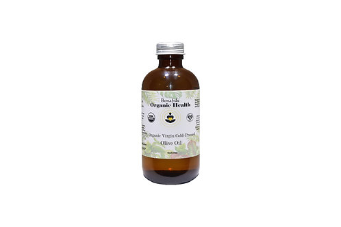 Organic Olive Oil 4oz