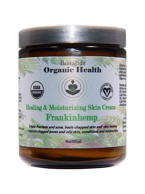 Frankinhemp Skin Cream 8oz