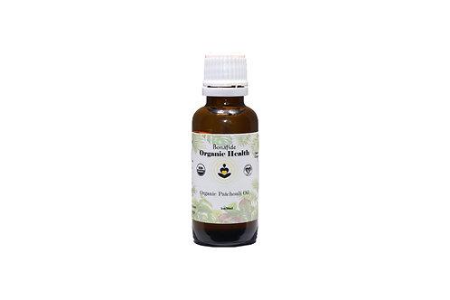 Organic Patchouli Oil 1oz