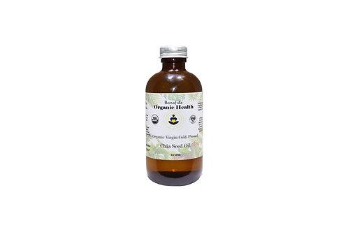 Organic Chia Seed Oil 4oz