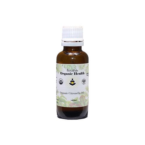 Organic Citronella Oil 1oz