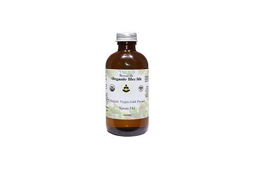 Organic Neem Oil 4oz
