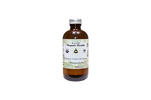 Organic Hempseed Oil 4oz