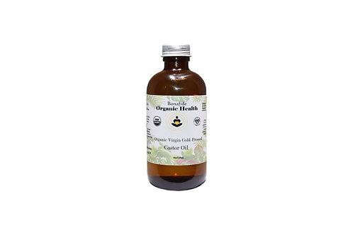 Organic Castor Oil 4oz