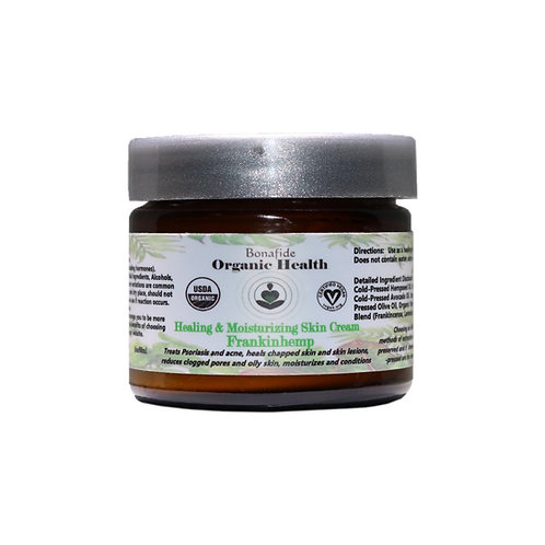 Frankinhemp Skin Cream 2oz