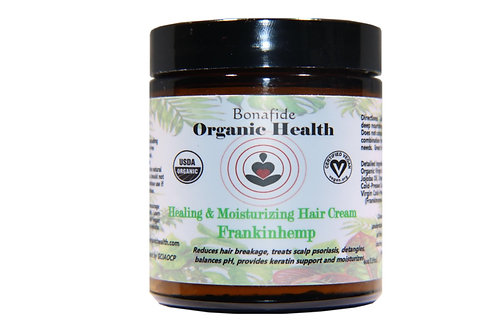 Frankinhemp Hair Cream 4oz